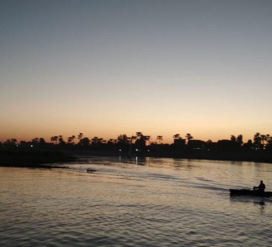 Пейзажи в Египте