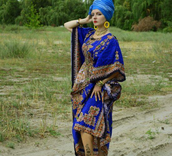 Фотосессия в африканском стиле